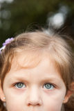 Fille blonde 16 Photo libre de droits