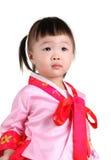Fille coréenne photo libre de droits