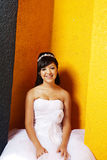 Fille d'anniversaire de Quinceanera Photos stock
