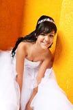Fille d'anniversaire de Quinceanera Photographie stock libre de droits