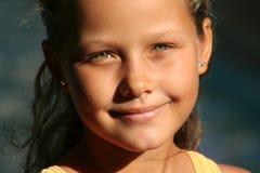 Fille d'Aruba Image libre de droits