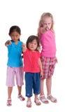 Fille d'enfance photo stock