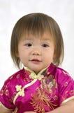 Fille d'enfance Image libre de droits