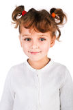 Fille d'enfant Photographie stock