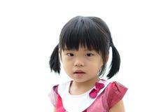 Fille d'enfant en bas âge Image stock