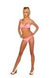 Fille dans le bikini Images libres de droits