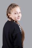 fille de 10 ans images stock