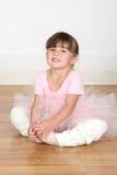 Fille de ballet Photographie stock