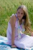 Fille de Beauti Photo libre de droits