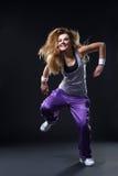 Fille de danse Photographie stock libre de droits