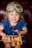 Fille de deux ans Images stock