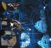 Fille de fer en tournée -   Image libre de droits