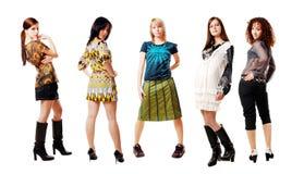 fille de mode Images libres de droits
