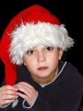 Fille de Noël Images libres de droits