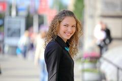 fille de ville Photographie stock libre de droits
