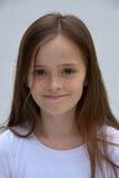 Fille hardie d'adolescent Photographie stock libre de droits