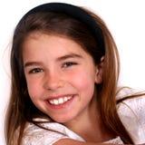Fille heureuse Photographie stock libre de droits