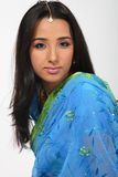 Fille indienne Image stock