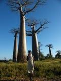 Fille indigène malgache photographie stock libre de droits