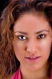 Fille latine Photo stock