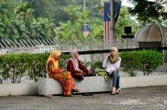Fille malaisienne Photographie stock libre de droits