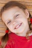 Fille mignonne Images libres de droits