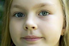 Fille mignonne Photo libre de droits
