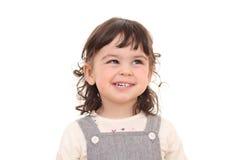 Fille mignonne Image libre de droits