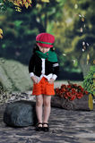 Fille moderne chinoise Photographie stock libre de droits