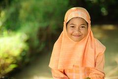 Fille musulmane Photos libres de droits