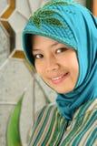 Fille musulmane Image stock