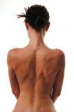 Fille nue Photo libre de droits