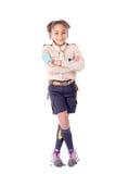 fille scout photos libres de droits