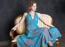 Fille sexy de mode Photographie stock libre de droits