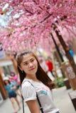 Fille thaïlandaise de portrait Photos libres de droits