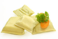 Filled Pasta Stock Images