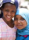 Filles égyptiennes Image libre de droits