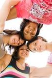Filles de la jeunesse Photographie stock