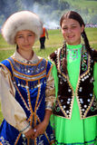 Filles tatares Photos libres de droits