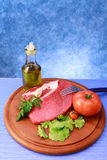 Fillet of beef Stock Image