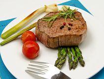 Fillet of beef Royalty Free Stock Photography