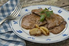 Fillet of beef Stock Images