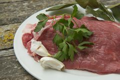 Fillet of beef Stock Photos