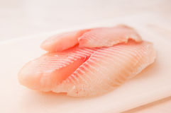 Fillet of fish Stock Photos
