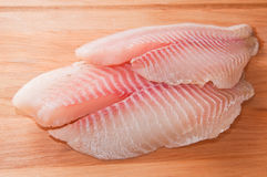 Fillet of fish Royalty Free Stock Images
