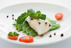 Fillet of fish Royalty Free Stock Photo