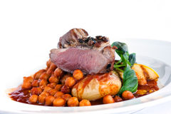 Fillet of lamb Stock Photography