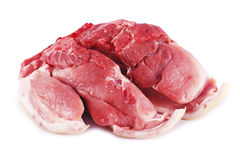 Fillet meat Stock Photography