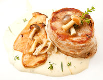 Fillet Mignon Pork Royalty Free Stock Images