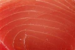 Fillet Of Tuna Fish Stock Image